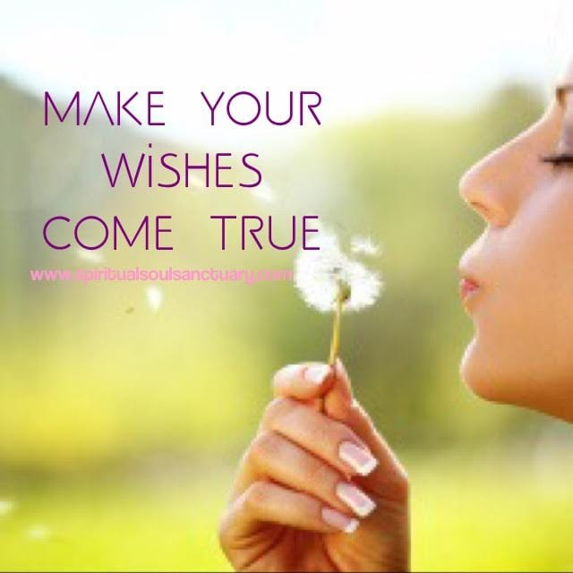 MAKE YOUR WISHES COME TRUE | Karen Whitelaw-Smith